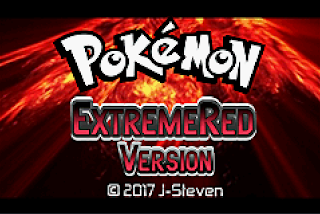 Pokemon Extreme Red Rom Free Download